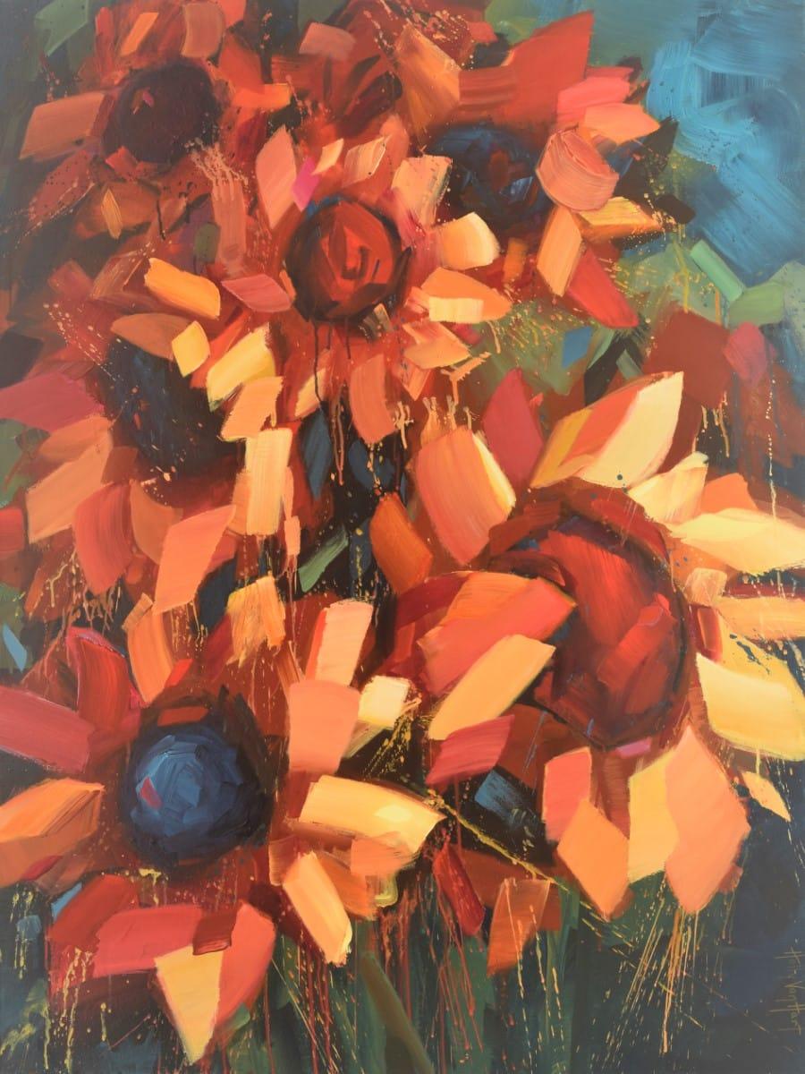 floral paintings by american