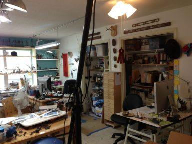 Studio view 3