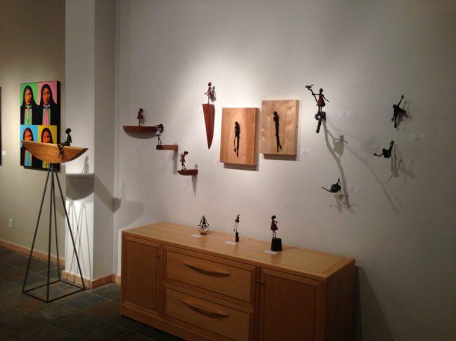 Holly Wilson-SWAIA 2013-Blue Rain Gallery Santa Fe NM 3