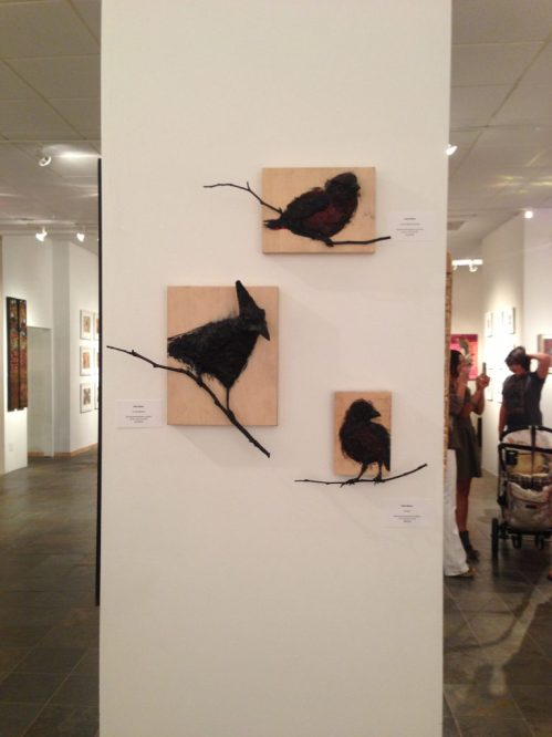 Holly Wilson-SWAIA 2013-Blue Rain Gallery Santa Fe NM 4