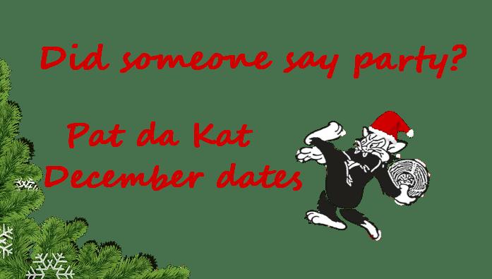 Pat da kat december 2018