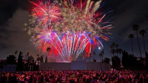 2021独立日洛杉矶烟花观赏攻略
