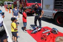 IMG_9365 City of Hollywood hosts public safety event