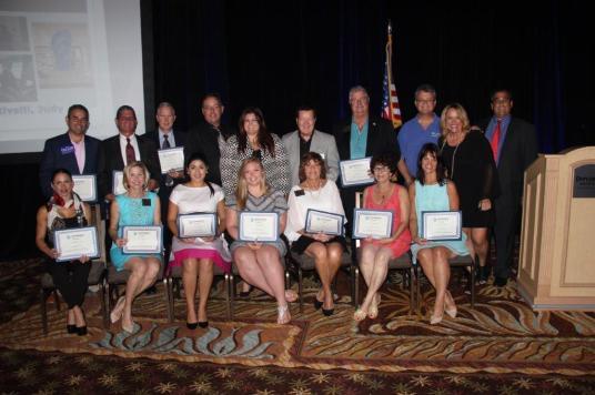 IMG_9739 Leadership Hollywood Class XL celebrates graduation