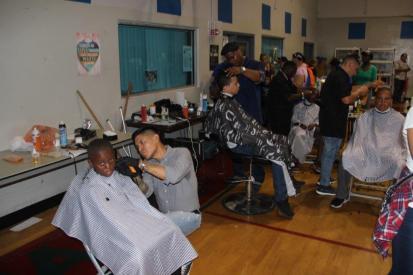 bts1 Community Enhancement Collaboration hosts back to school health fair
