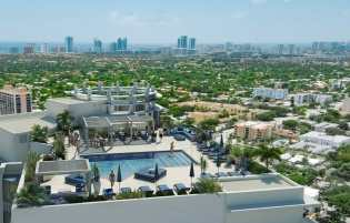 11 Hollywood moves forward with 19-story Young Circle Commons development
