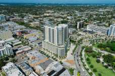 13 Hollywood moves forward with 19-story Young Circle Commons development