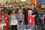 shopwithacop2 Shop with a Cop event warms hearts, brings smiles