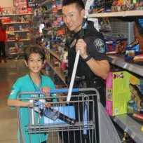 shopwithacop5-e1482345214881 Shop with a Cop event warms hearts, brings smiles