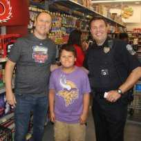 shopwithacop6-e1482344936133 Shop with a Cop event warms hearts, brings smiles