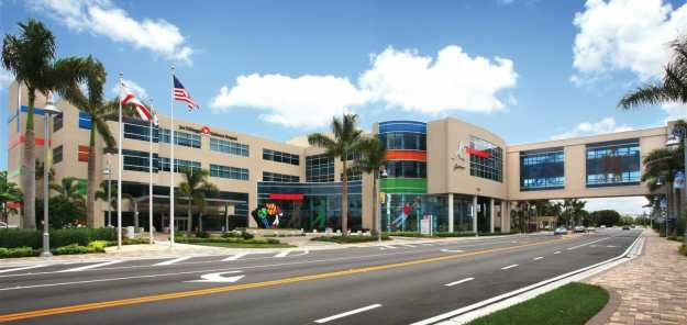 "0-1 Joe DiMaggio Children's Hospital: first pediatric hospital in the world awarded ""Person-Centered"" Designation"