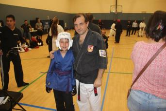 IMG_3075-195x130 Martial Arts tournament raises money to fight children's syndrome