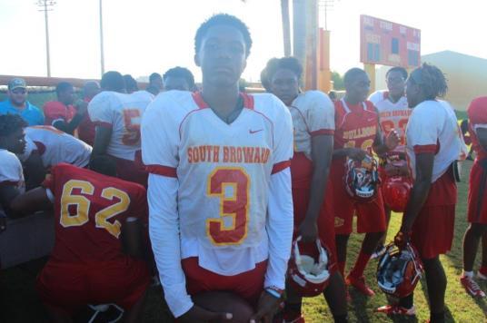 IMG_4415 Strong South Broward Bulldogs prep for upcoming season