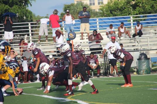 IMG_4515 Coaches push Hollywood PAL Eagles to be good players, good people