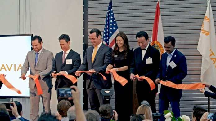 3d printing tech company, sintavia opens 55,000 square foot headquarters in hollywood