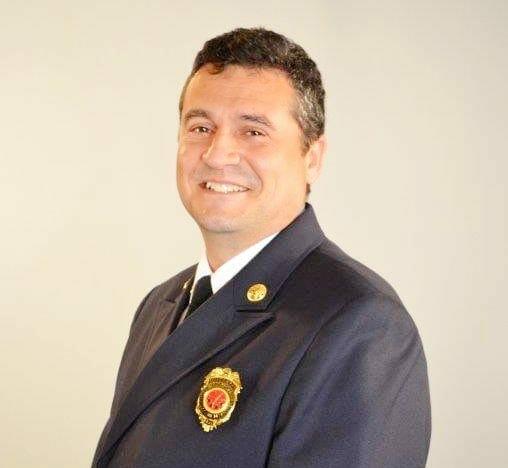 Rodolfo jurado  is the new hollywood fire chief