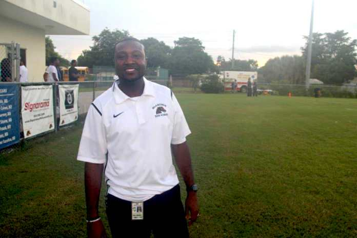 Mcarthur high school welcomes new principal