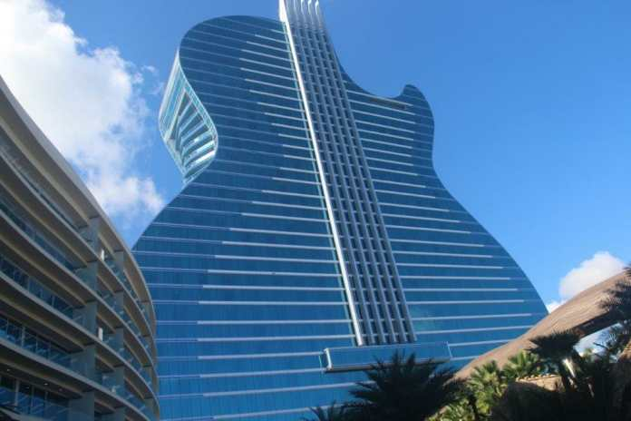 Seminole hard rock hotel and casino hollywood celebrates grand opening