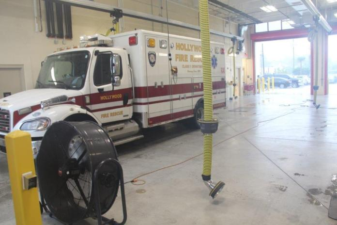 Hollywood's fire station 45 is now open