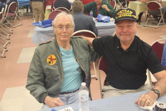Hollywood Hills Civic Association holds Honor Our Veterans event