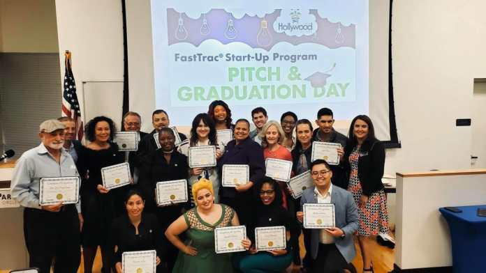 Hollywood's new start up and pitch program fosters entrepreneurship in the digital health industry