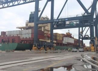 Additional space for cargo ships part of port everglades expansion