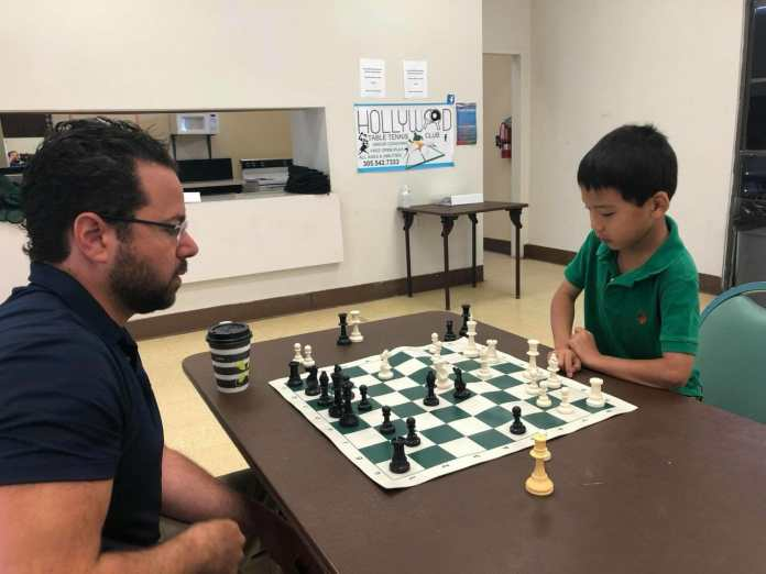 6th Annual Mayors' Chess Challenge Set for March 7 at David Park