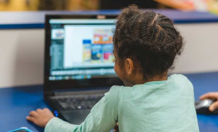Hollywood kids participate in virtual summer camp activities