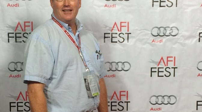 That's A Wrap: AFI FEST 2015