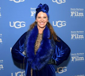 SANTA BARBARA, CA - JANUARY 30: Leslie Zemeckis attends the Opening Night Film 'Diving Deep:The Life And Times Of Mike deGruy' during 34th Santa Barbara International Film Festival at Arlington Theatre on January 31, 2019 in Santa Barbara, California. (Photo by Emma McIntyre/Getty Images for SBIFF)