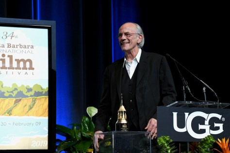 34th Santa Barbara International Film Festival -Virtuosos Award Presented By UGG
