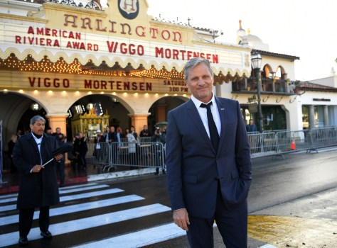 34th Santa Barbara International Film Festival - American Riviera Award Honoring Viggo Mortensen