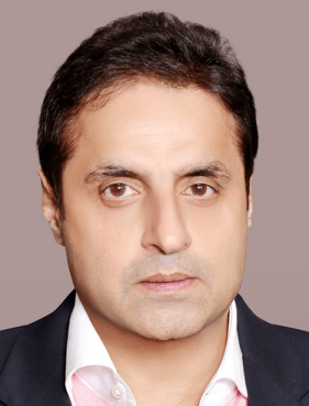 Sunil Lulla, Managing Director- Eros International Media Ltd.