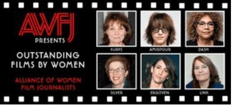 Alliance of Women Film Journalists (AWFJ) and Kino Lorber announce AWFJ Presents slate on KinoMarquee platform