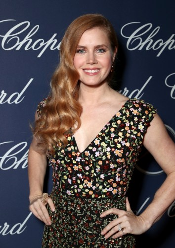 PALM SPRINGS, CA - JANUARY 02: Actress Amy Adams attends the 28th Annual Palm Springs International Film Festival Film Awards Gala at the Palm Springs Convention Center on January 2, 2017 in Palm Springs, California. (Photo by Todd Williamson/Getty Images for Palm Springs International Film Festival)