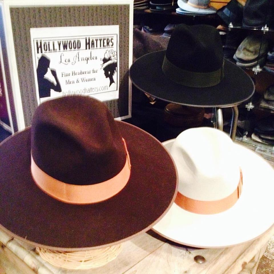 5befe457 stetson tri city hat – Hollywood Hatters