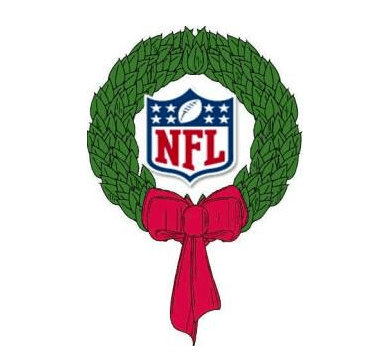Image result for nfl on christmas