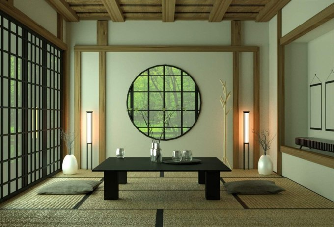 Features in Japanese Homes