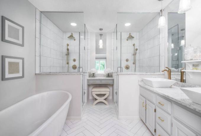 Jack and Jill Bathroom Ideas to Steal