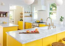 36 Yellow Kitchen Decor Ideas That Will Enliven Your Home