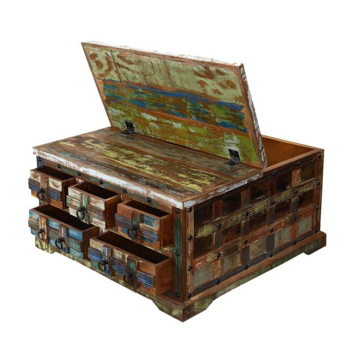 The Reclaimed Wood