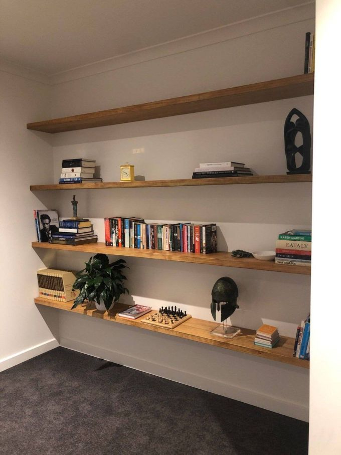 DIY Piece from Wooden Boards