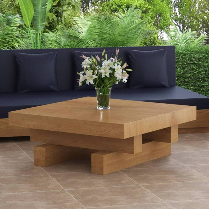 Outdoor Coffee Table Ideas