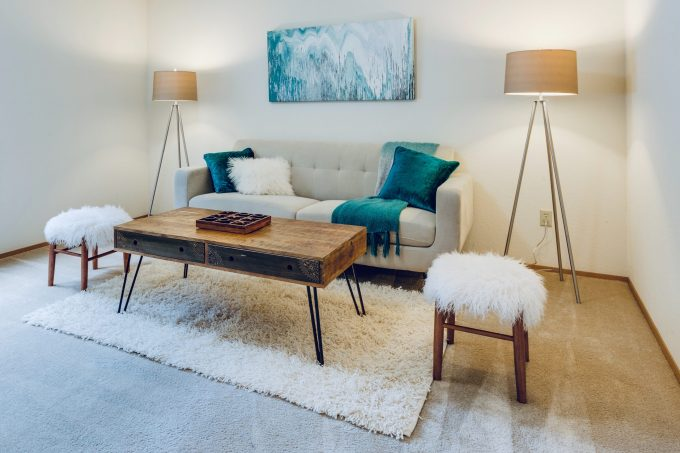 DIY Table with Hairpin Legs