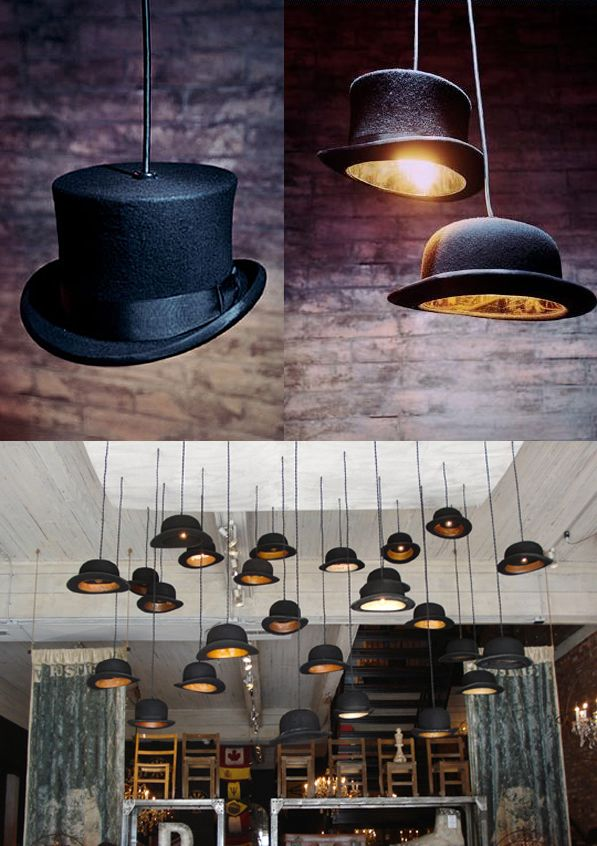 Hanging the Hats