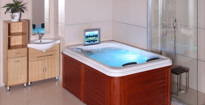 30+ Indoor Hot Tub Ideas To Provide Relaxation In Private