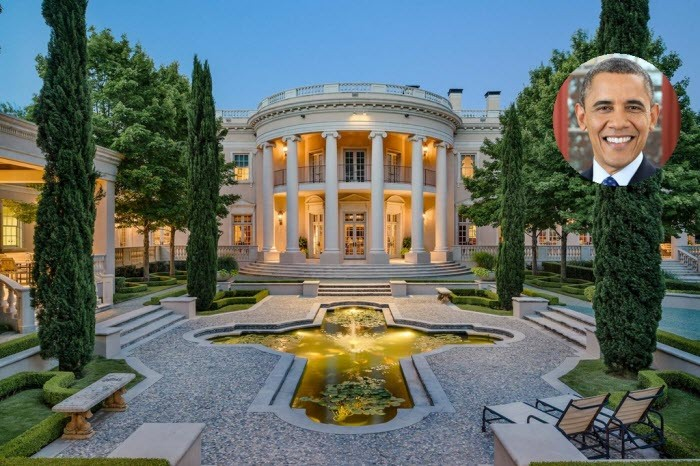 Bijna Perfect Huis : Binnenkijken u te koop de bijna perfecte replica van obama s