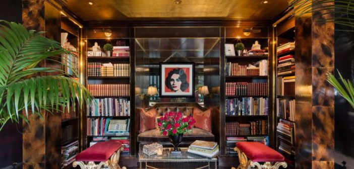BINNENKIJKEN bij modetycoon TOMMY HILFINGER die voor 'maar' 50 MILJOEN zijn appartement in New York te koop heeft staan