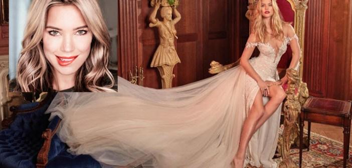 Uit deze NEGEN creaties van Israëlisch couturelabel Galia Lahav kiest SYLVIE MEIS haar trouwjurk