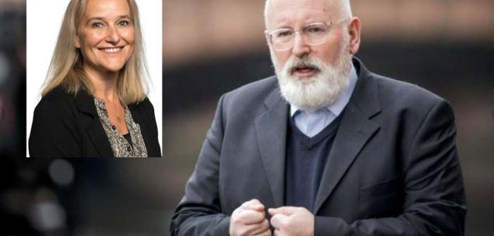 De geheime dochter van PvdA-boegbeeld en Eurocomissaris Frans Timmermans…